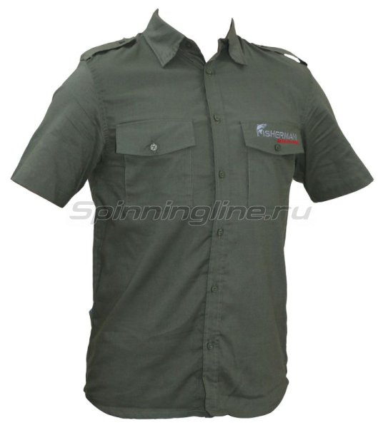 Рубашка Сафари V2 р.L -  1