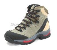 Ботинки трекинговые Вэй 38 серый