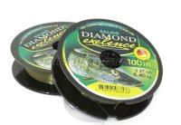 Леска Diamond Exelence 100м 0,17мм