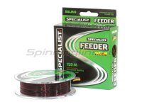 Леска Specialist Feeder low strech 150м 0,22мм