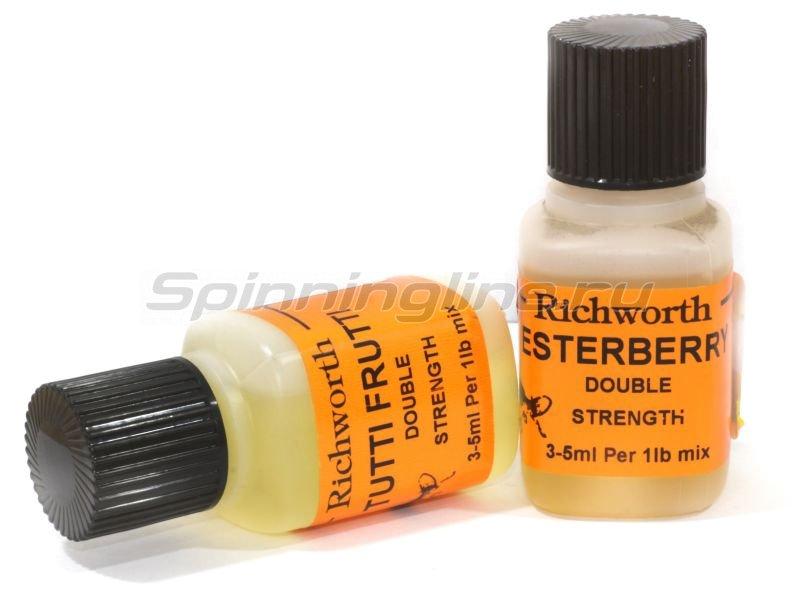 Richworth - Ароматизатор Black Top Range 50мл Strawberry Cream клубника крем - фотография 1