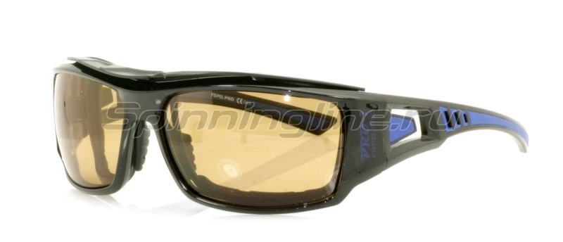 Очки FGPO Pro1 photochromic amber - фотография 1