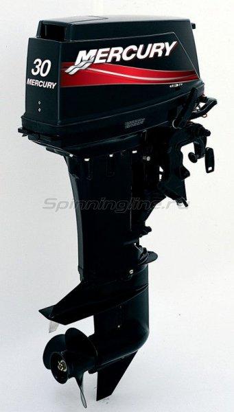 Лодочный мотор Mercury 30M - фотография 1