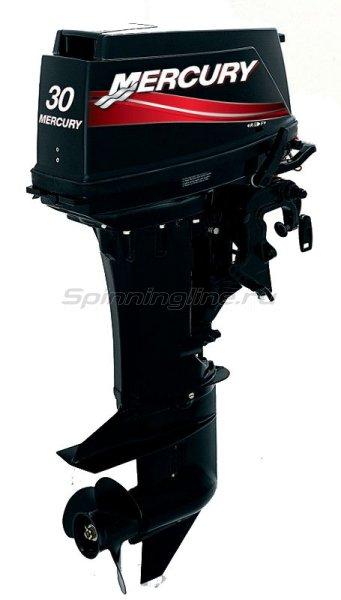 Лодочный мотор Mercury 30E - фотография 1