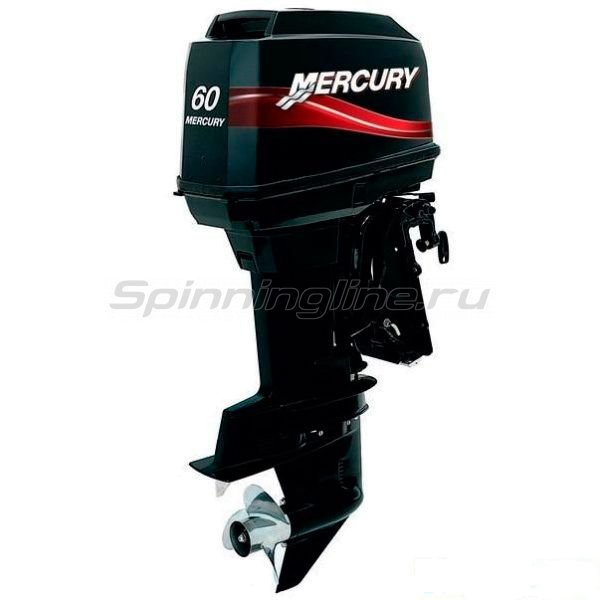 Лодочный мотор Mercury 60EO - фотография 1