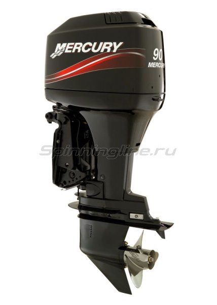 Лодочный мотор Mercury 90ELPTO - фотография 1