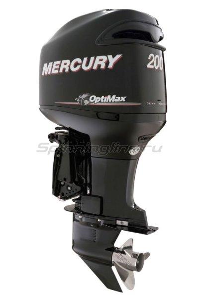Лодочный мотор Mercury 200 L OptiMax - фотография 1