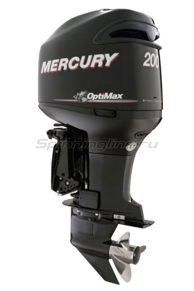 Mercury 200 XL OptiMax - фотография 1