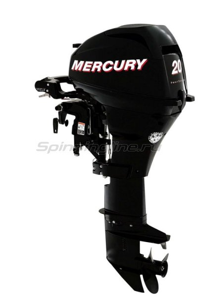Лодочный мотор Mercury F20E - фотография 1