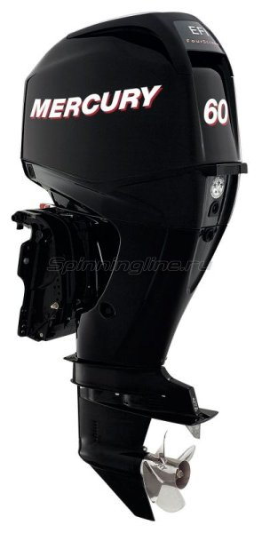 Лодочный мотор Mercury F60ELPT EFI - фотография 1