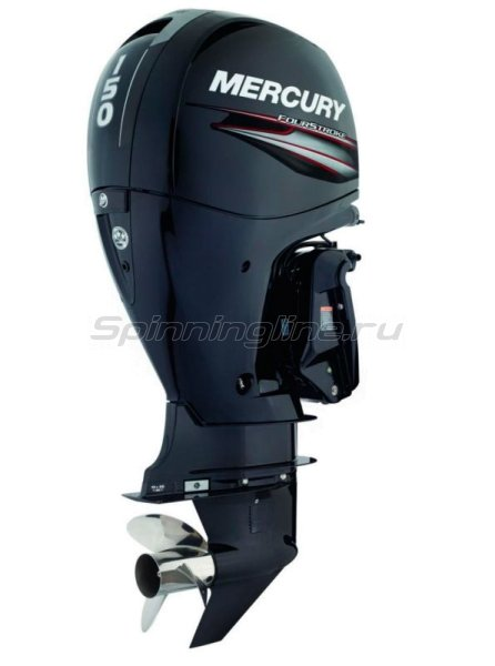 Лодочный мотор Mercury F150XL EFI - фотография 1