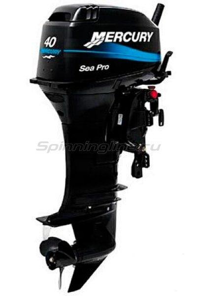 Лодочный мотор Mercury 40M SeaPro - фотография 1