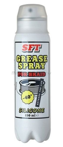 Спрей для плетеных шнуров SFT Grease Spray -  1