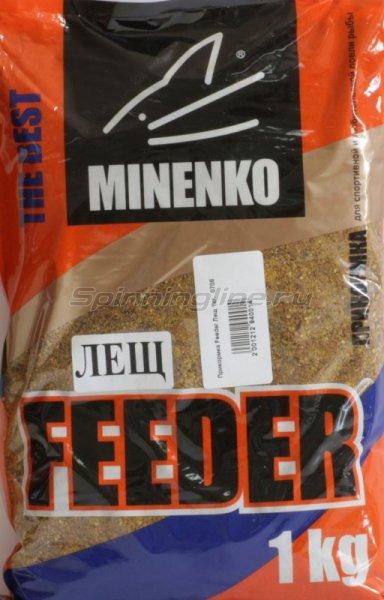Minenko - Прикормка Feeder Лещ 1кг. - фотография 1