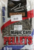 Пеллетс прикормочный Pellets Magic Carp Палтус 14мм.