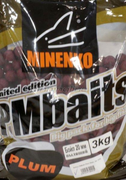 Minenko - Бойлы PMBaits Mussel 20мм. - фотография 1