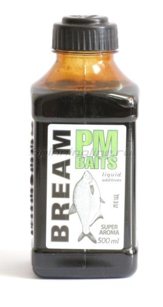 Добавка PMBaits Super Aroma лещ 500мл. -  1