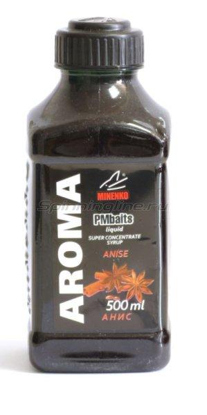 Minenko - Добавка PMBaits Aroma Anise 500мл. - фотография 1