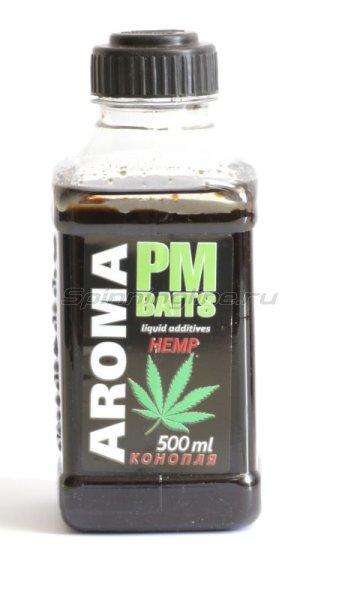 Minenko - Добавка PMBaits Aroma Hemp 500мл. - фотография 1