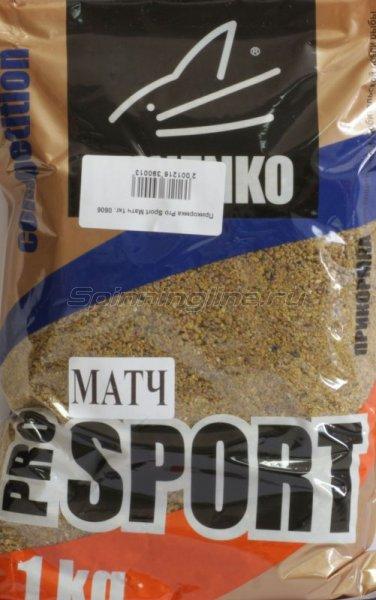 Minenko - Прикормка Pro Sport Матч 1кг. - фотография 1