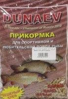 Прикормка Dunaev 0.9кг Карп в гранулах