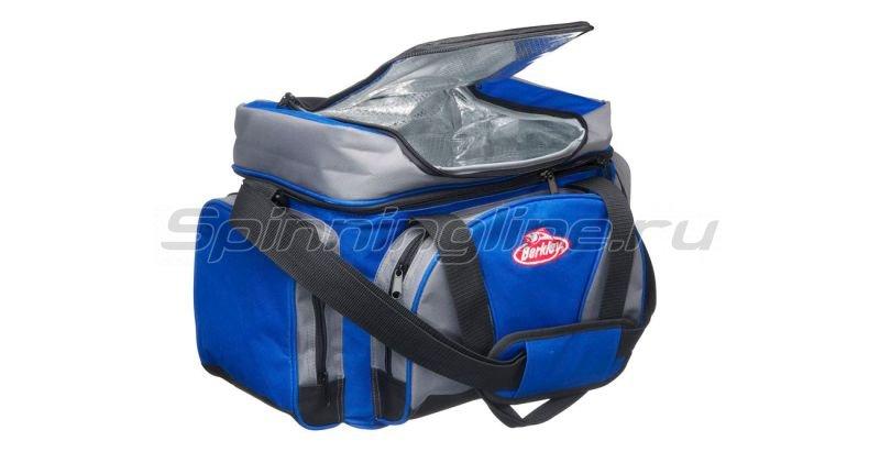 Berkley - Сумка System Bag L blue-grey-black - фотография 1
