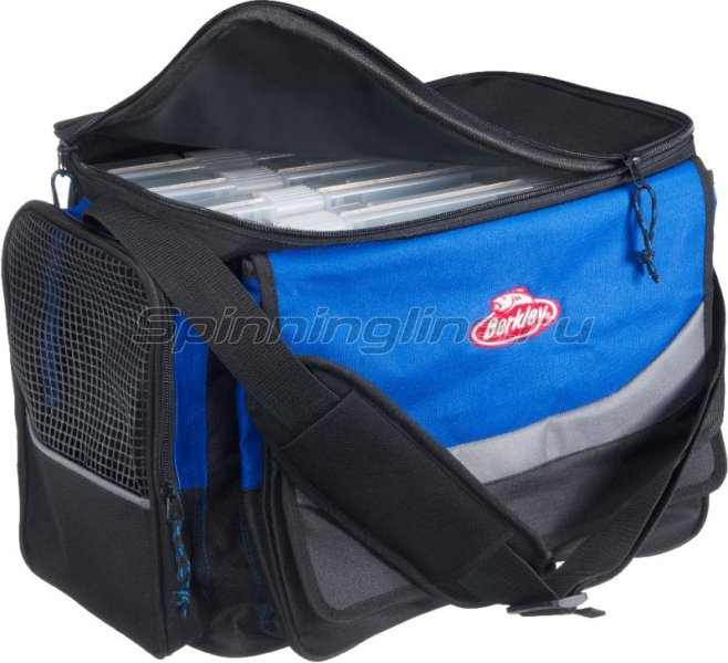 Berkley - Сумка System Bag XL blue-grey-black - фотография 1