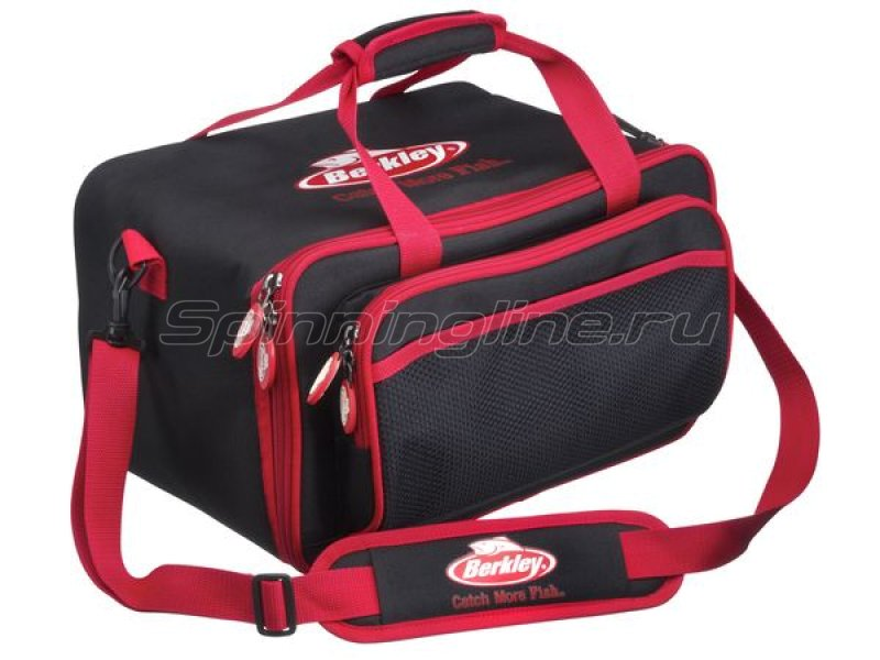 Berkley - Сумка Powerbait Bag L black - фотография 1