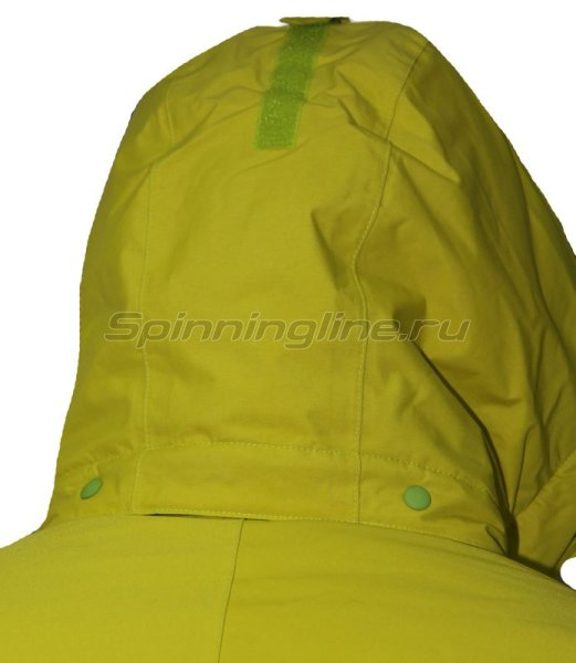 Костюм Daiwa Rainmax Winter Suit Lime Yellow XL - фотография 3