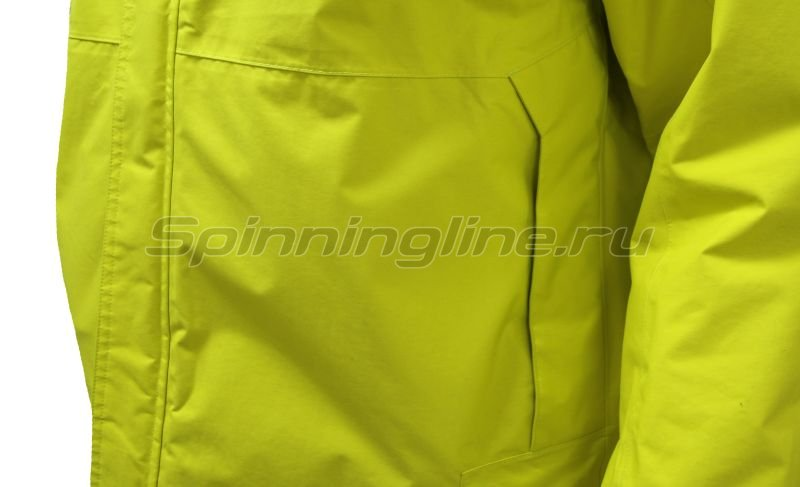 Костюм Daiwa Rainmax Winter Suit Lime Yellow XL - фотография 5