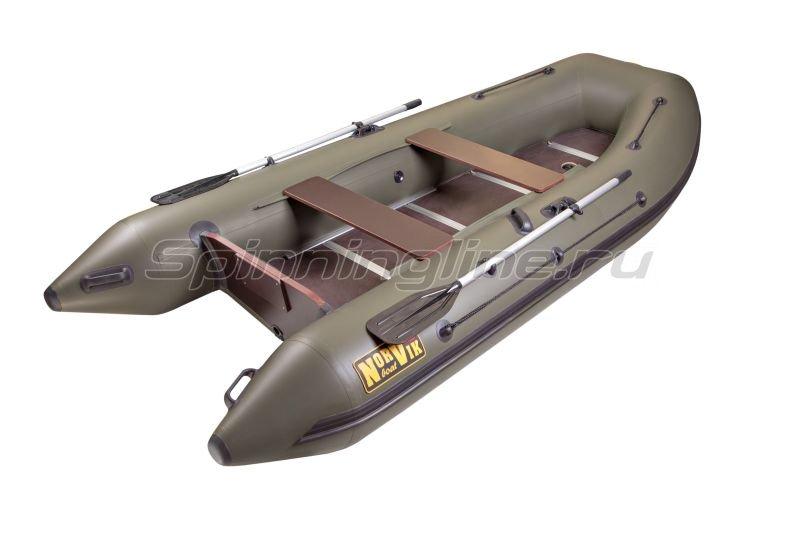 Лодка ПВХ Норвик 340CL -  1