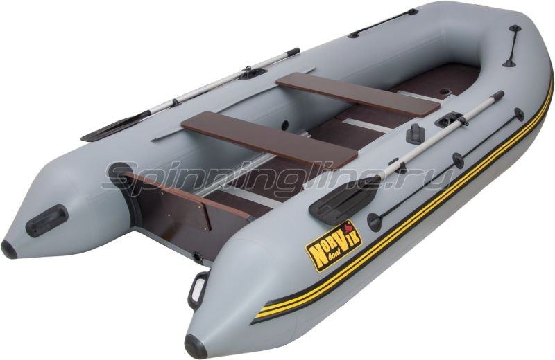 Лодка ПВХ Норвик 350CL - фотография 1