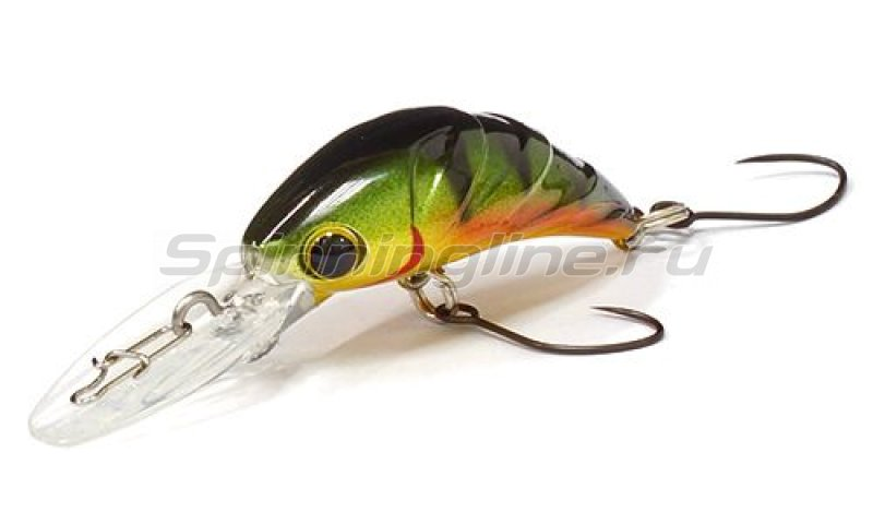 Lucky Craft - Воблер Air Blow F Aurora Gold Northern Perch 884 - фотография 1
