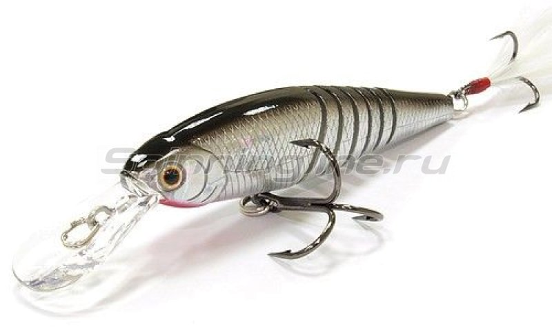 Lucky Craft - Воблер Air Slash 80DD suspending 0596 Bait Fish Silver 129 - фотография 1