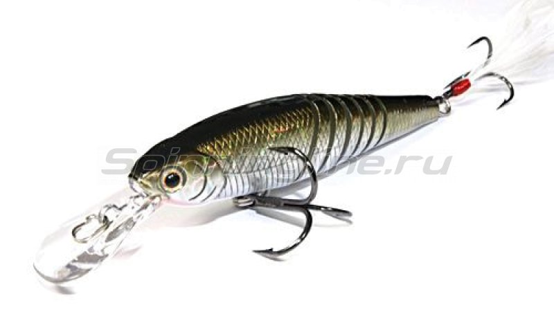 Lucky Craft - Воблер Air Slash 80DD suspending 5184 Bait Kurogin 136 - фотография 1