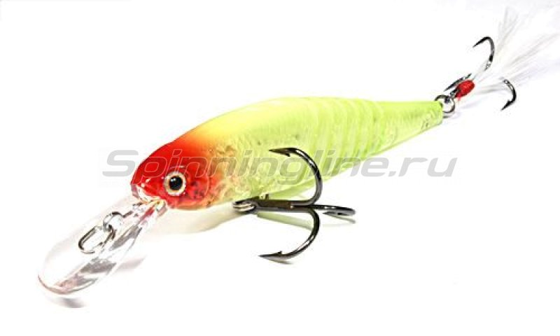 Lucky Craft - Воблер Air Slash 80DD suspending 5324 Craw Lime 131 - фотография 1