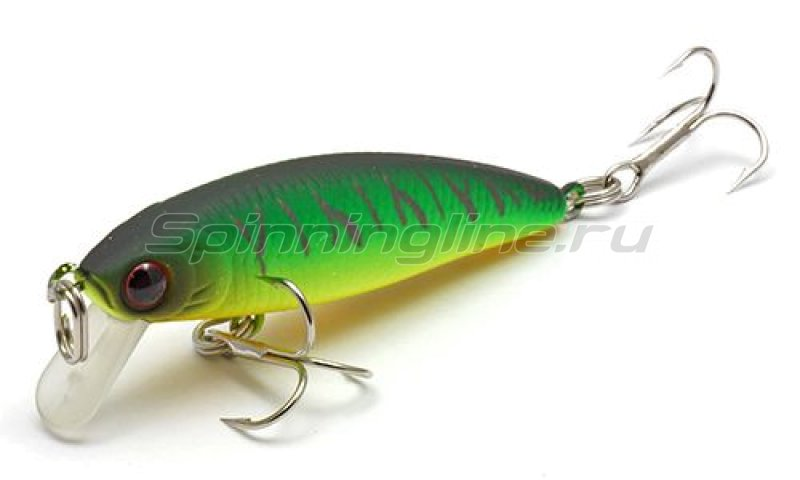Lucky Craft - Воблер Bevy Minnow 45SP 0808 Mat Tiger 194 - фотография 1
