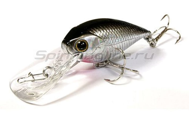 Lucky Craft - ������ Bottom Cra-Pea 0596 Bait Fish Silver 241 - ���������� 1