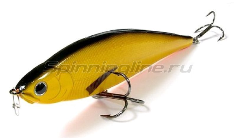 Lucky Craft - Воблер LL Pointer 200 Cream Yellow Perch 343 - фотография 1