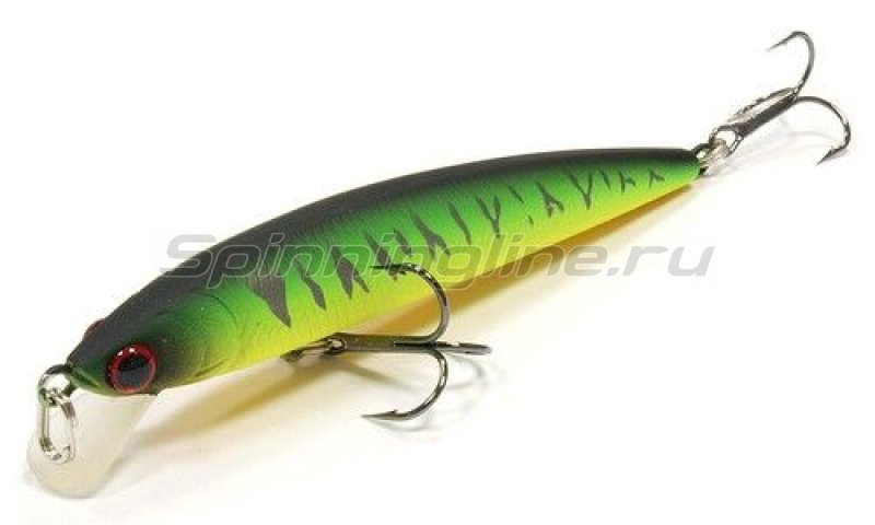 Lucky Craft - Воблер Flash Minnow 80SP Mat Tiger 914 - фотография 1