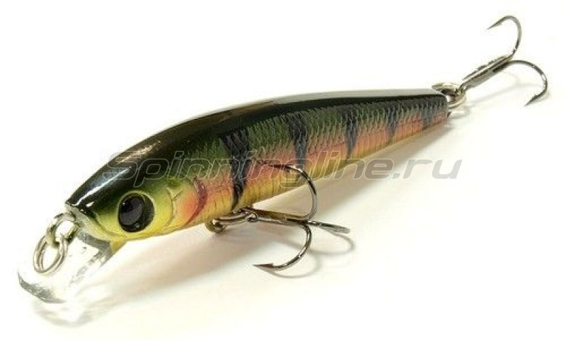 Lucky Craft - Воблер Flash Minnow TR 55IM Aurora Gold Northern Perch 884 - фотография 1