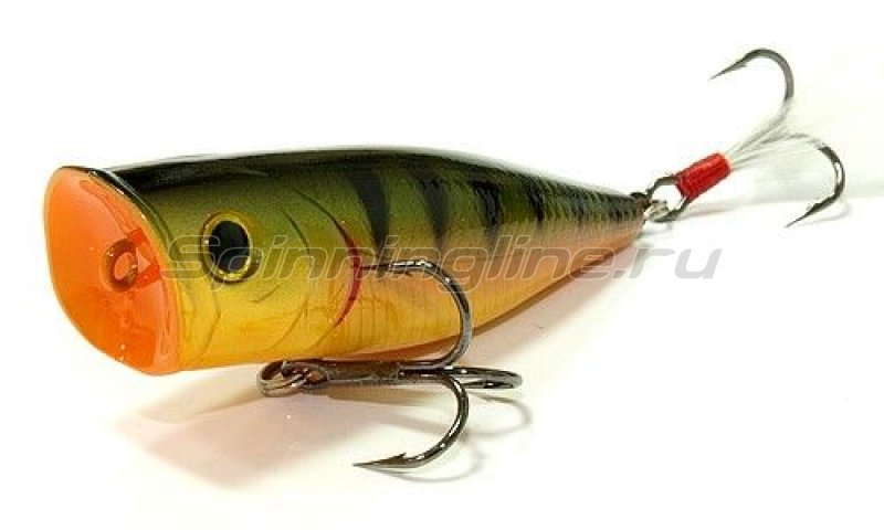 Lucky Craft - Воблер G-Splash 80 Northern Yellow Perch 807 - фотография 1
