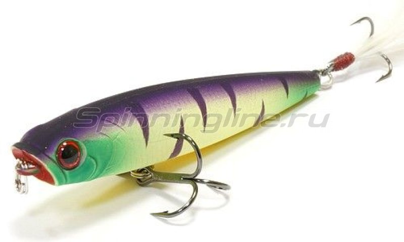 Lucky Craft - Воблер Gunfish 75 Mat Tiger 245 - фотография 1