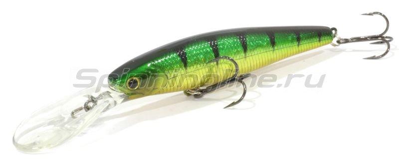 Воблер Staysee 90SP V2 Aurora Green Perch 280 -  1
