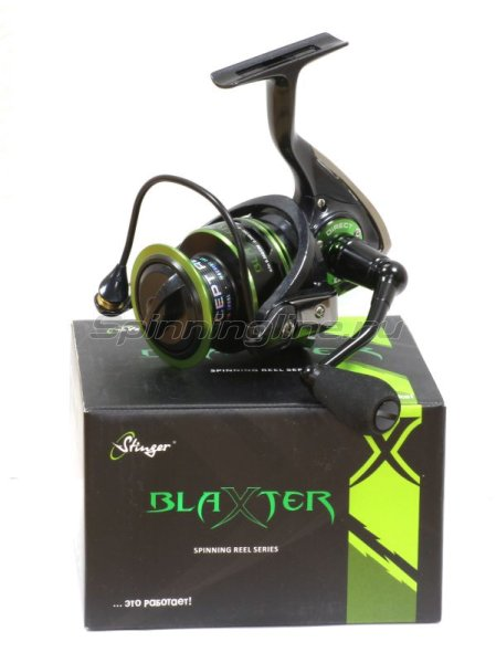 Stinger - Катушка Blaxter 3500 - фотография 6