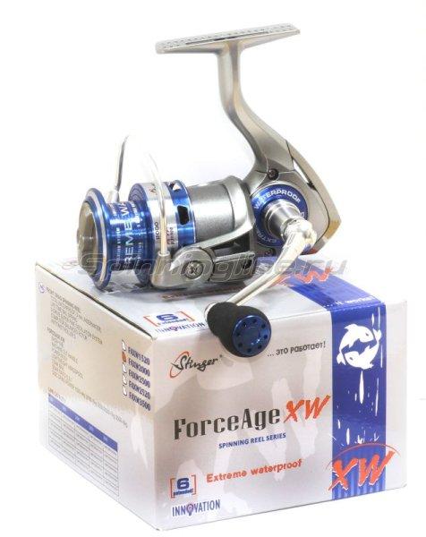 Катушка ForceAge XW 2000 -  4