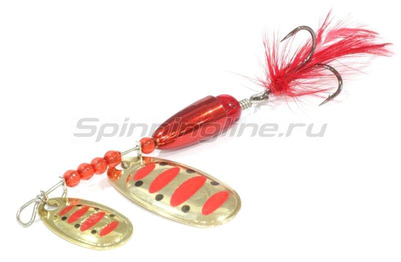 Блесна Kokoro Spinner 2 GOBK-1 -  1