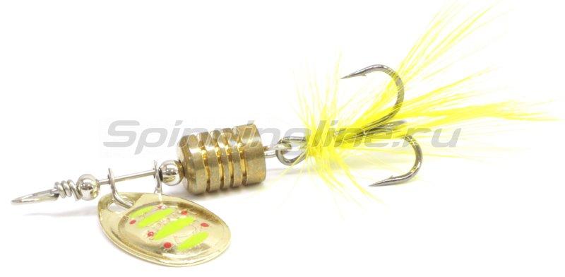 Sprut - Блесна Makuro Spinner 1 GTR - фотография 1