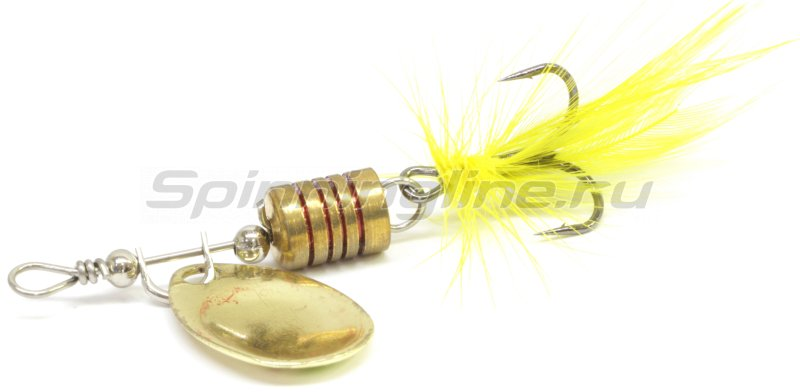Sprut - Блесна Makuro Spinner 2 GTR - фотография 2