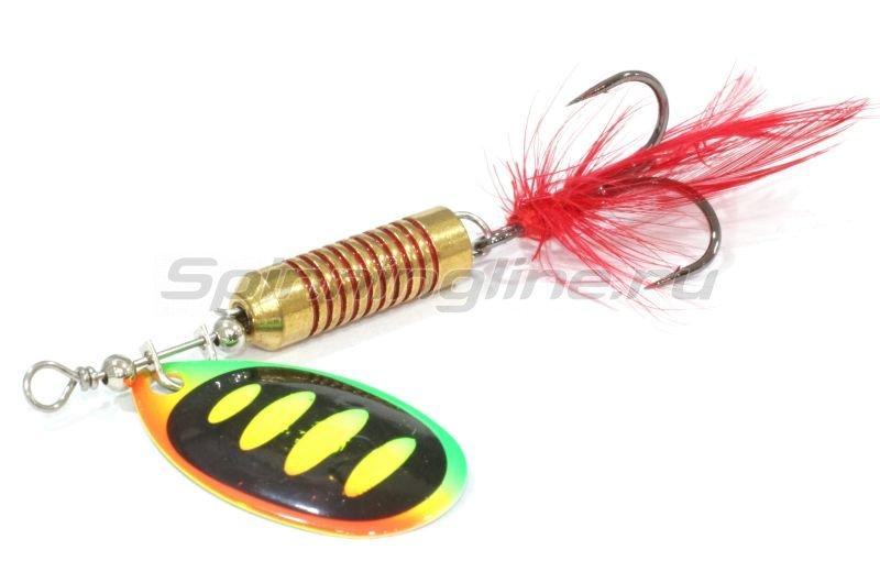 Блесна Makuro Spinner 3 FT1 -  1